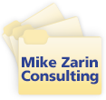 Mike Zarin Consulting Logo